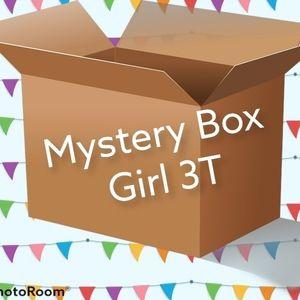 Mystery Clothing Box Girl Sz 3T
